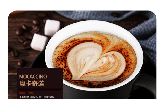 Espresso Electric Coffee Machine Coffee Maker Electric-Horn Cappuccino Capuchinator for Kitchen Household-Appliances 2
