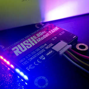 Image 4 - RUSH TANK VTX 5.8G 48CH Smart Audio 0 25 200 500 800mW Switchable AV Transmitter w/ Foxeer Lollipop 3 MMCX for FPV Racing Drone