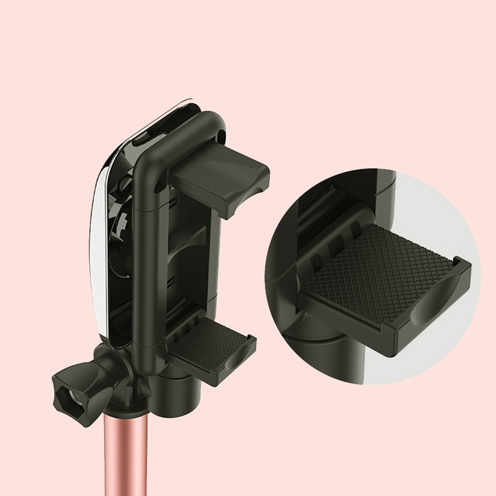 Extendable Smartphone Handheld Selfie Stick Self portrait Holder Monopod Stick For iPhone Xr Huawei Mate20 P2o Tripod for Phone in Selfie Sticks from Consumer Electronics
