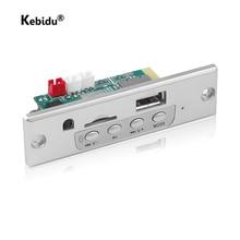 Decoder-Board Audio-Module Bluetooth Wireless Amplifier Radio Tf-Record DC Kebidu Mp3 Wma