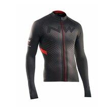 Для мужчин с длинным рукавом Велоспорт Джерси дышащая СЗ бренд Велоспорт велосипед Костюмы, быстро сохнет, одежда для горного велосипеда, для катания на горном велосипеде