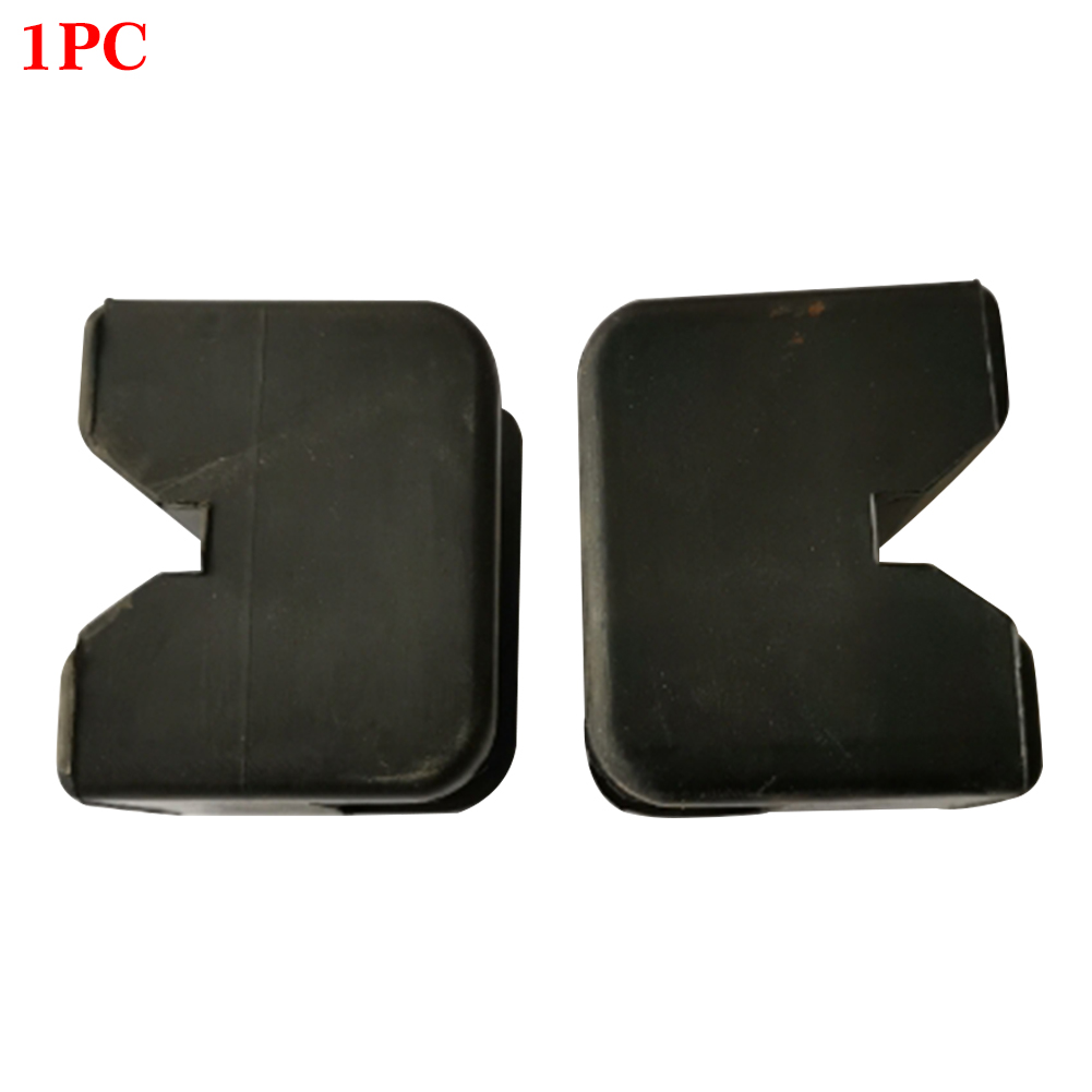 Adapter Car Repair Lifting Slotted Square Anti Slip Universal Vehicle Guard Floor Jack Pad Frame Rail Rubber Portable