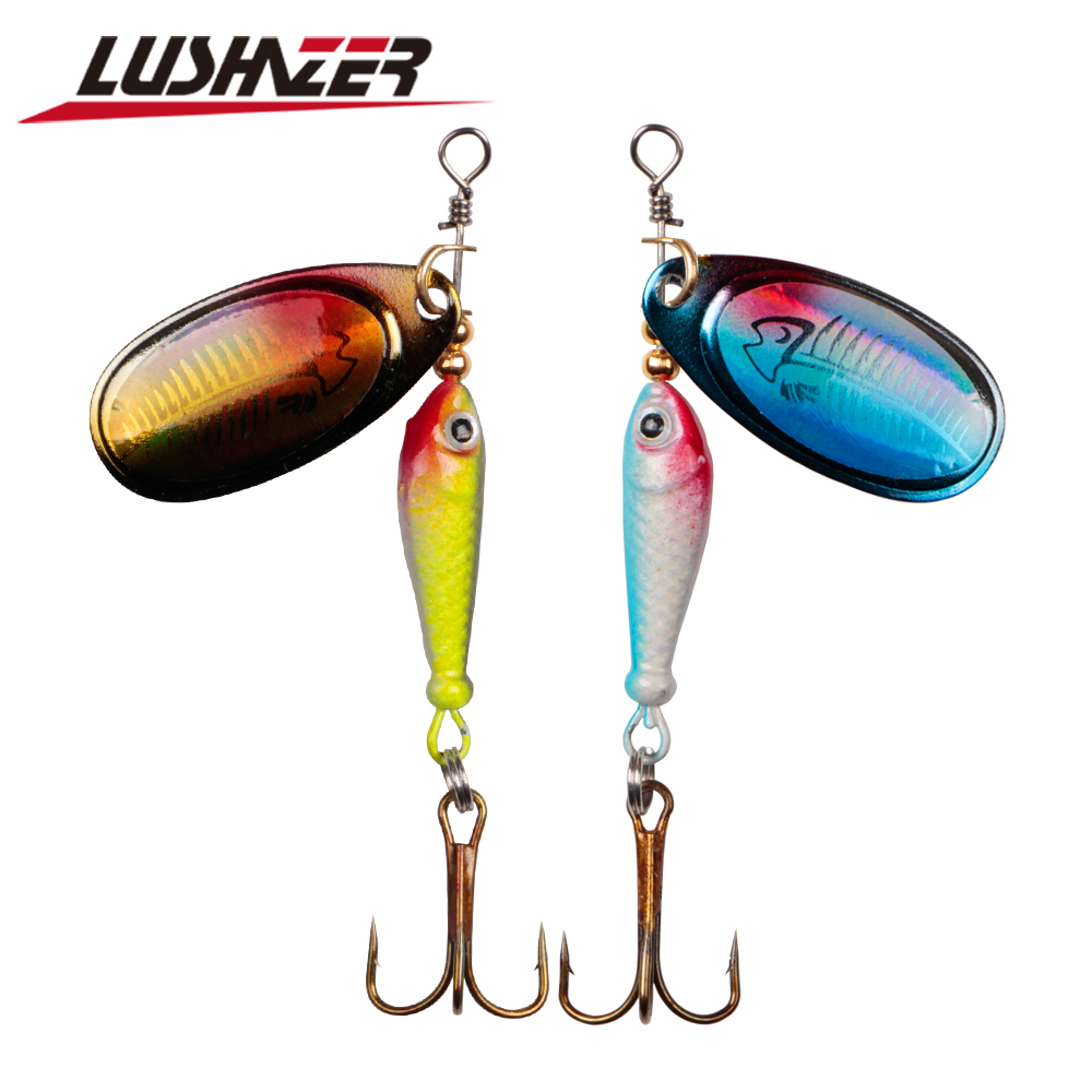 LUSHAZER Fishing spinner bait  1