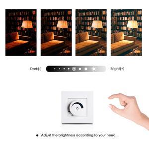 Image 3 - LED Filament ampul E27 Retro Edison lamba 220V E14 Vintage C35 mum ışığı kısılabilir G95 küre ampul kısılabilir aydınlatma ev dekor