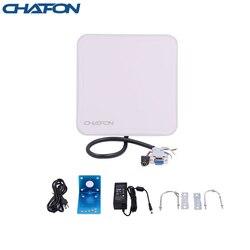 CHAFON 6m 865 ~ 868Mhz uhf średni zdalny czytnik rfid rs485 RS232 WG26 interfejs do zarządzania parkingiem