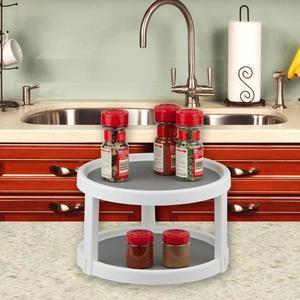 Image 5 - キッチンスタッフオーガナイザーボックスラックハウスホールド家庭用品すべてキッチンアクセサリー調味料ボトルツール用品