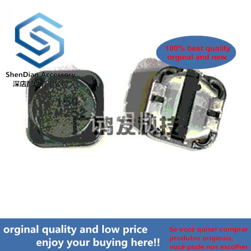 10pcs 100% Orginal New CDRH127NP-150MC SMD Shielded Power Inductor 15UH M 20% 12x12x7mm Sumida