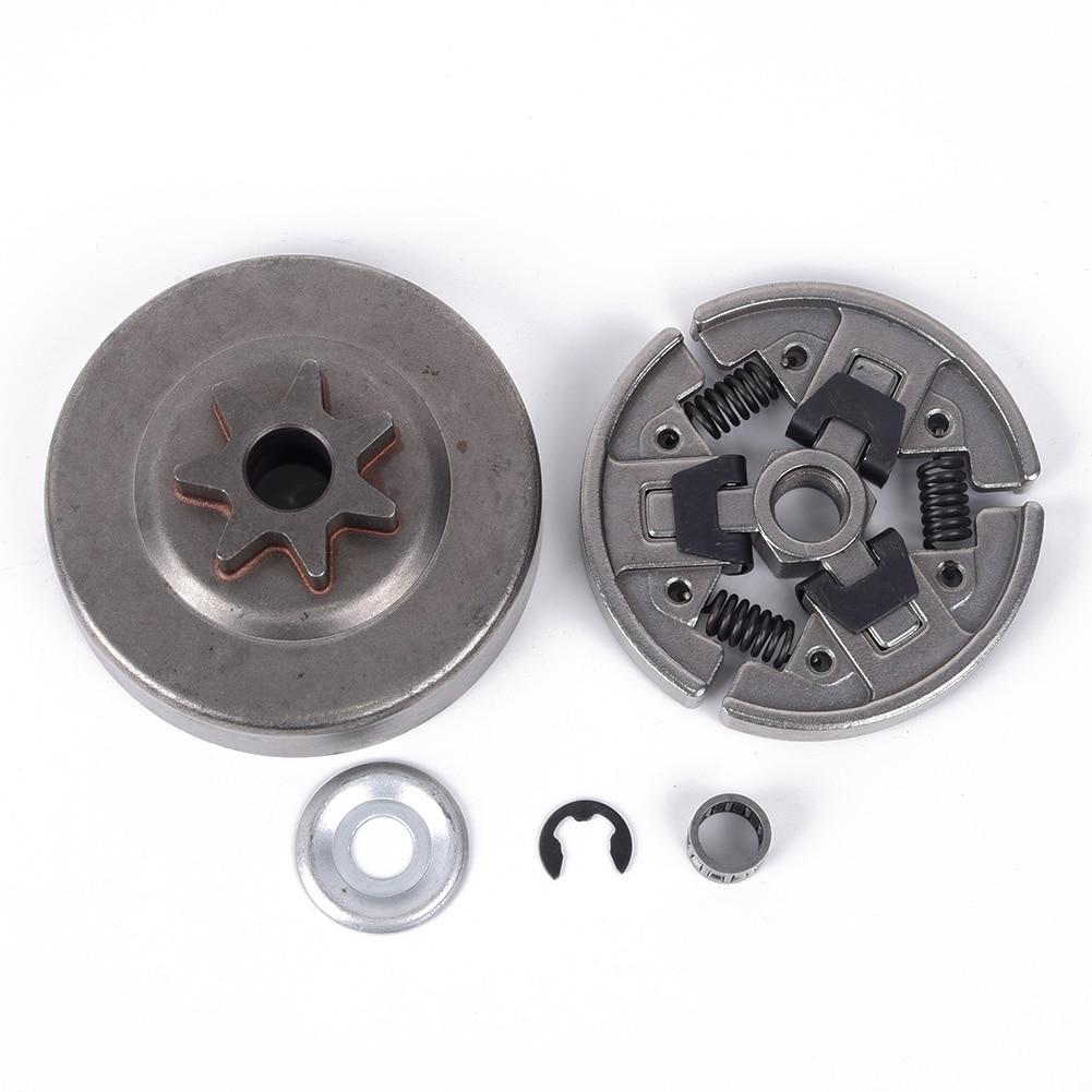 Oil Pump Sprocket Rim Kit For Stihl MS291 MS 291 Chainsaw Clutch Drum .325-7T