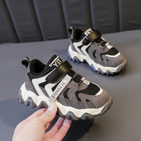 Girls Athletic Shoes 2019 Winter New Style Dad Shoes Spring Fashion Breathable Casual BOY'S Shoes Big Boy Trendy Shoes Sapateiras e organizadores de sapato     -