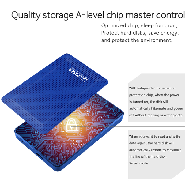 """2.5"""" USB3.0 HDD Portable External Hard Drive Disco duro externo Disque dur externe for PC, Mac,Tablet, TV  Include HDD bag gift 4"""