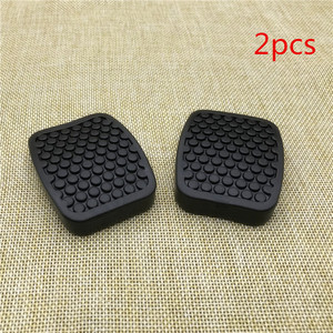 Fit for 2pcs Brake and Clutch Pedal Pad for Daewoo Matiz 1998-2006 \CHEVROLET MATIZ 2005-\CHEVROLET SPARK 2005-(China)