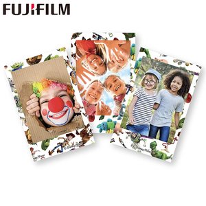 Image 3 - Fujifilm 10 100 Sheets Alice Cartoon Instant Photo Paper cartoon Film For Fuji Instax Mini 11 9 8 70 7s 50s 90 25 Share SP 1 2