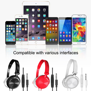 Image 5 - Wired Computer Headset with Microphone Heavy Bass Game Karaoke Voice Headset GK8899
