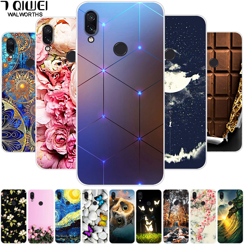 5.99'' For Lenovo K5 Pro Case Silicone Soft TPU Back Cover For Lenovo K5 Pro L38041 Case K5Pro K 5 Pro Funda Fashion Slim PLAY