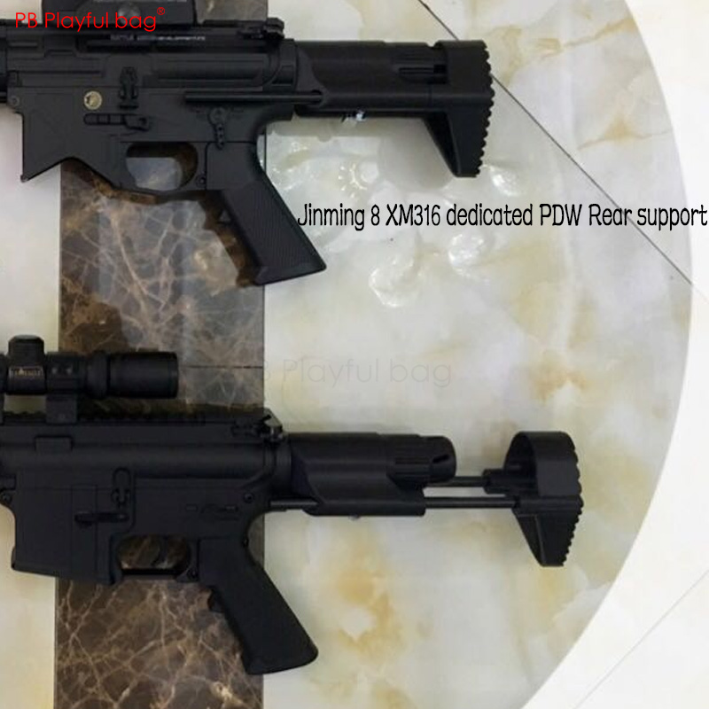 Playful Bag Jinming M4A1 / 8 /XM316 Refitting 416C Special PDW Brace Gen 8 Modified Accessories KD78