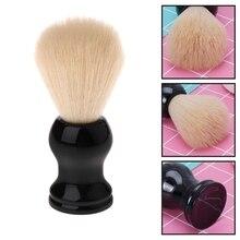 Shaving-Bear-Brush Barber-Tool Plastic-Handle for Men Gift 1pc Nylon-Hair Durable Convenient-To-Use