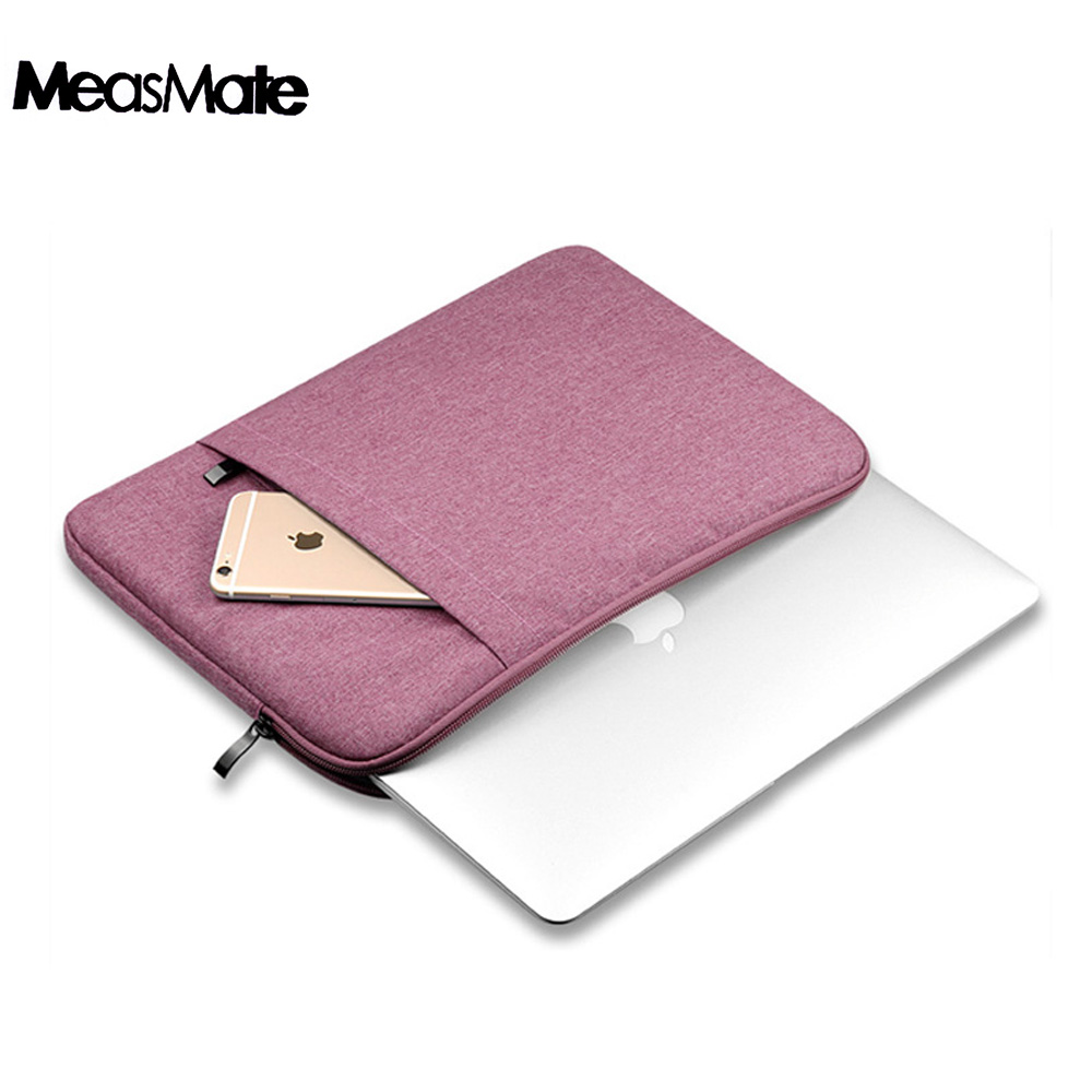 Waterproof Laptop Bag 13 For MacBook Air 13 Case Laptop Sleeve Cover 11 13 15  Inch Computer Case For Mac Book Pro
