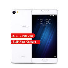 MEIZU U10 Smartphone 5.0 inch 1280 x 720 Screen 2760 mAH Battery MT6750  Octa-core 13MP rear camera  Mobile Phone
