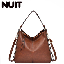купить Women Single Shoulder Bags Female Handbags Pu Leather Crossbody Bag Messenger Bags For Ladies Casual Totes Bag Large Capacity дешево