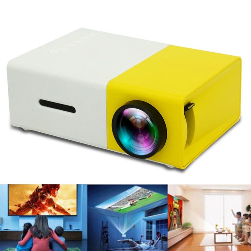 Yg300 portátil casa mini projetor de halloween projetores com controle remoto telefone celular hd completo projetor para smartphone-1