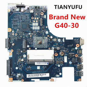 Brand New For Lenovo G40 G40-30 laptop MOTHERBOARD ACLU9 / ACLU0 NM-A311 Motherboard With cpu ( for intel CPU ) tested 100% work(China)