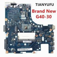 Brand New Voor Lenovo G40 G40 30 Laptop Moederbord ACLU9/ACLU0 NM A311 Moederbord Met Cpu (Voor Intel Cpu) getest 100% Werken