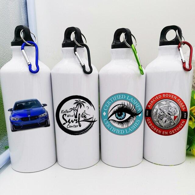 Купить пользовательские металлические бутылки diy спортивные для воды картинки