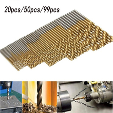 Twist-Drill-Bit Steel Shank Plastic For Wood with Straight High-Speed HSS And Aluminum