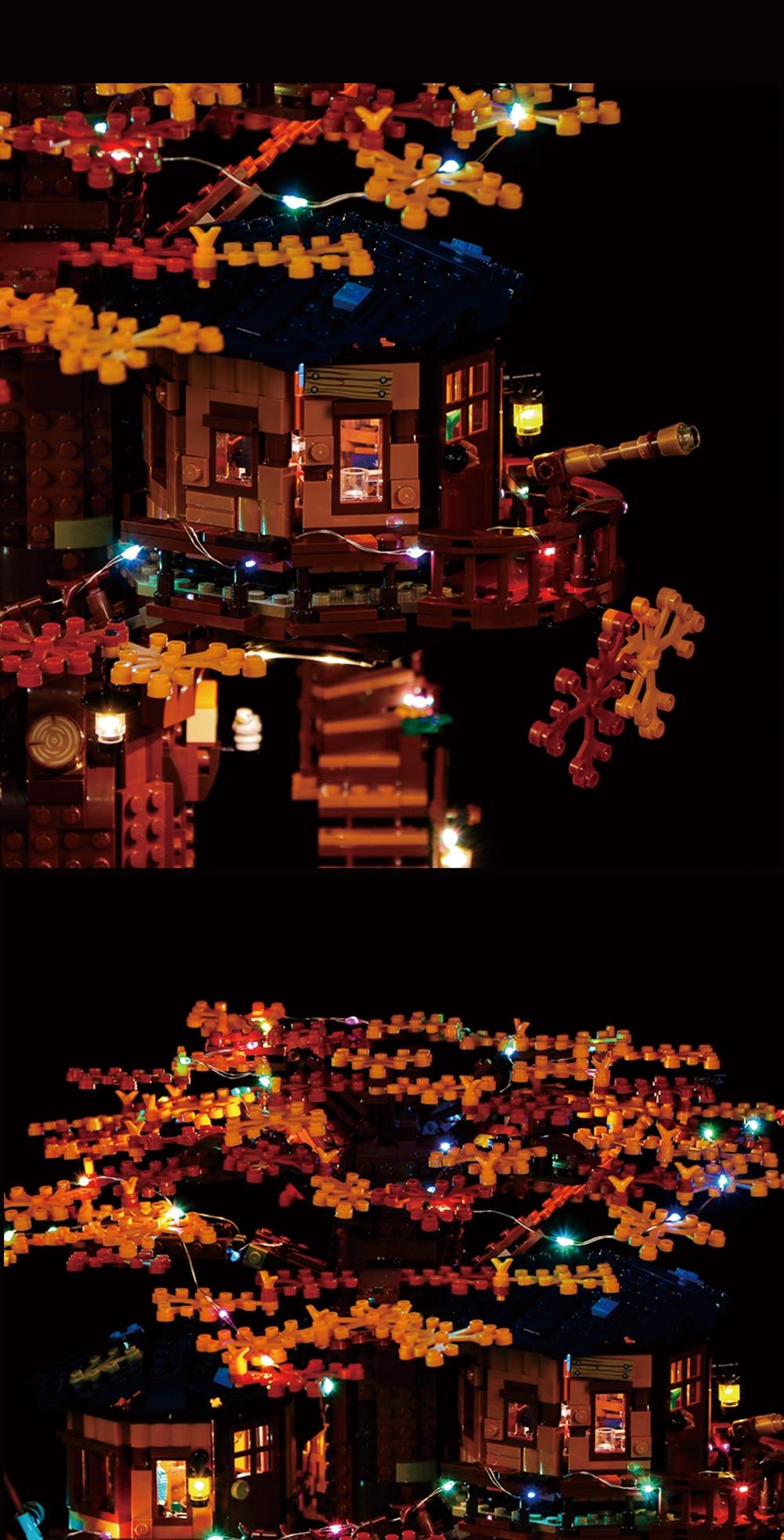 Lego 21318 Treehouse (8)