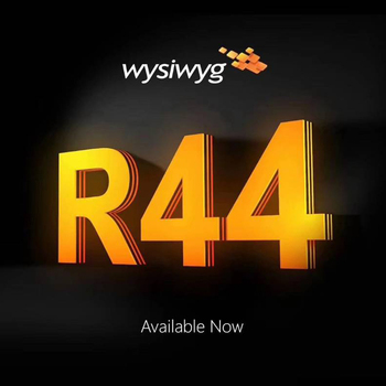 Efectos de iluminación de escenario Software WYSIWYG lanzamiento 44 DJ luz R44 realizar Dongle Software de iluminación para DMX PC controlador