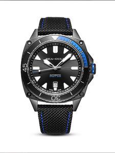 Waterproof Watch Mechanical-Watch Seagull Marine-Series Sports Automatic Luminous New
