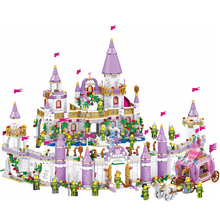 Girls City Princess Villa Windsor Castle Building Blocks Sets Bricks Classic Model Kids Gift Toys Compatible Friends hot new girl city princess villa windsor castle building blocks sets bricks classic model kids gift toy legoings friends