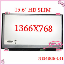 15.6 INCH Slim led screen 40 PIN NT156WHM-N10 B156XW04 V.5 V.6 LP156WHB TLA1 LP156WH3