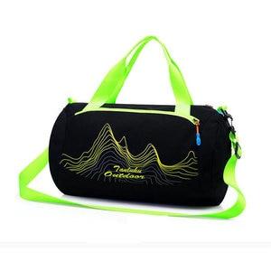 Image 1 - 2019 Swimming Bag Dry & Wet Separation Sports Bag for Travelling and Swimming Waterproof Swimming Handbag Training Shouler Bags