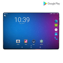 Newest Ultra Slim 10.1 inch Tablet PC Android 9.0 6GB RAM 64GB ROM Octa Core 6000mAh Dual Cameras 8.0MP IPS Phone Tablets(China)
