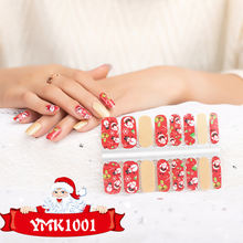 14 шт/1 набор наклейки для ногтей
