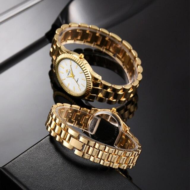 Couple Mens Women Watches Top Brand Luxury Quartz Ladies Wristwatch 4