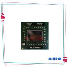 CPU Processor AMD A8-5550M Am5550dec44hl-Socket FS1 Quad-Core Ghz A8-Series