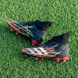 Football Boots Men Cleats Soccer Shoes Professional Original Outdoor Sport Kids Adult Training FG/TF Sneakers Men Soccer Futsals
