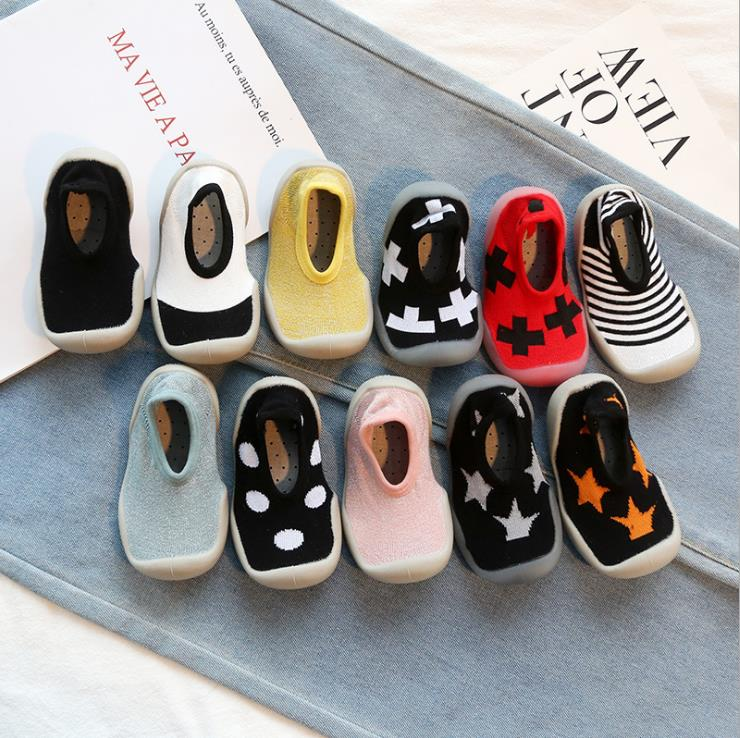 baby toddler shoes non-slip shoes sock kids girl boy floor shoes Foot Socks  17kinds zy01 TLB