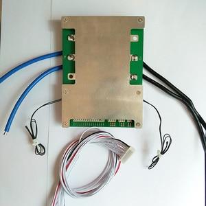 Image 2 - الذكية BMS 4S 60a/80A/100a/120a 16.8V bms بلوتوث ليثيوم أيون PCM مع UART برامج خارجية (PC) APP رصد