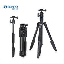 DHL 무료 배송 BENRO IT25 휴대용 카메라 삼각대 Reflexed Removerble 여행 Monopod 운반 가방 최대로드 6kg