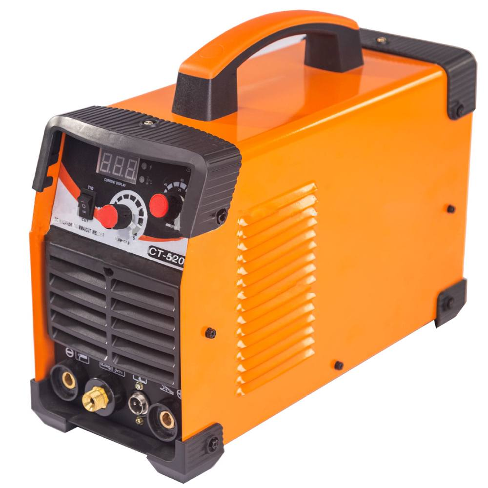 CT520D 3 in 1 TIG ARC Schweiß Maschine Plasma Cutter Stick-Schweißer 110 V-220 V Maquina De soldar