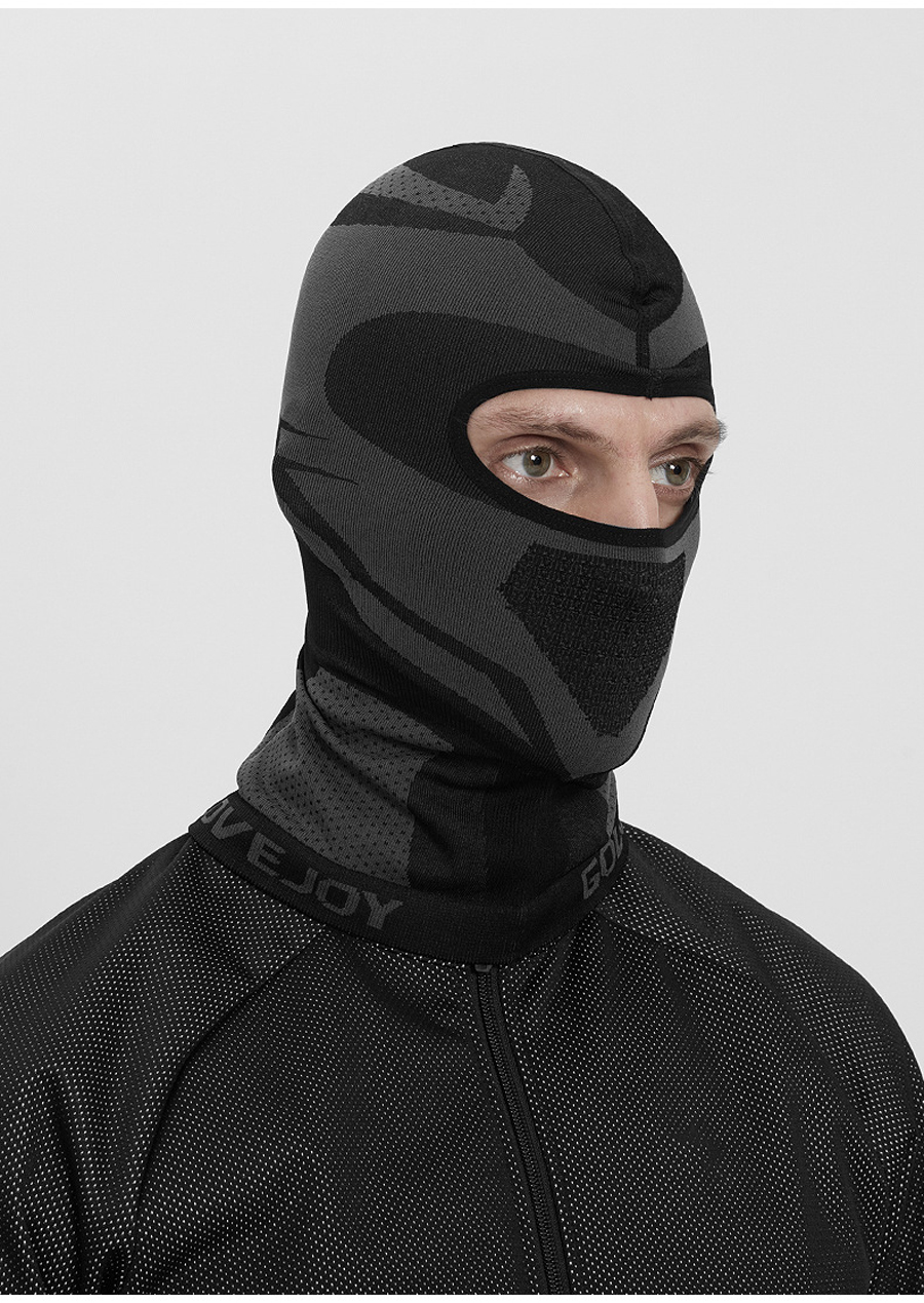 NEWBOLER Winter Thermal Mask Cycling Skiing Running Sport Training Face Mask Balaclava Windproof Soft Keep Warm Bike Face Mask