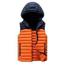 Manlconx-gilet sans manches homme surdimensionné 7XL 8XL, veste automne 2020, de marque masculine