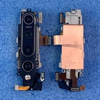 Original For Xiaomi MI 10 MI10 M10 Rear Back Big Camera Module Flex Cable + Camera Frame + Camera Lens + Flash For Xiaomi 10