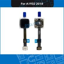 """Совершенно новая сенсорная кнопка A1932 01830 A для Macbook Air Retina 13 """"A1932, замена кнопки питания 01830 02, конец 2018 года, MRE82"""