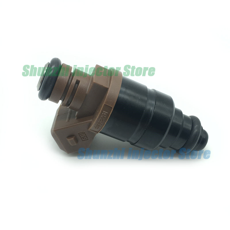 Fuel Injector Nozzle For Daewoo Lacetti MK1 1.6 16V Chevrolet 2005-2016 OEM:96332261 9633 2261