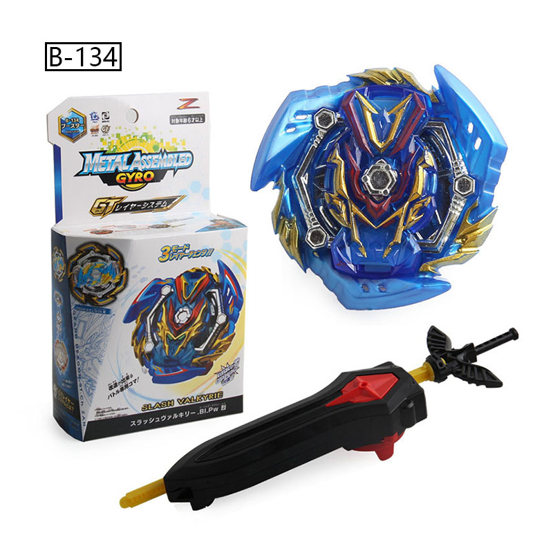 High-quality plastic <font><b>Beyblades</b></font> Buest Metal 4D System Battle Spinning Top Fighting Battle Set <font><b>Beyblades</b></font> Burst Toys Bayblades image