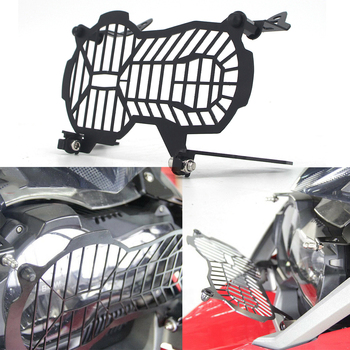 For BMW R1250GS R1200GS Adv LC Adventure R1250 GS 2013-2020 Headlight Protector Guard Grill Grille Cover Motorcycle Accessories for bmw f650gs abs 2011 2012 motorcycle accessories motorbike headlight protector cover grill guard cover f650 gs abs motobike